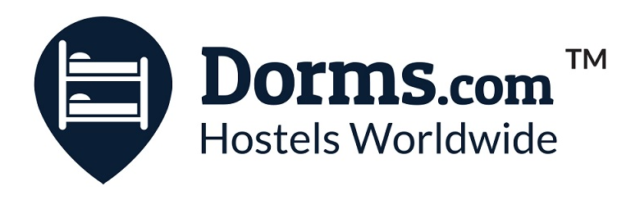 Dorms.com logo @ TopPlace™ by AVUXI
