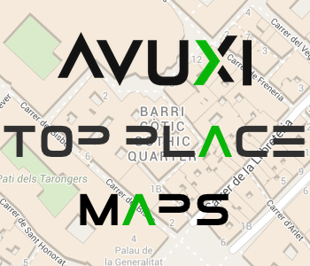 TopPlace™ Maps