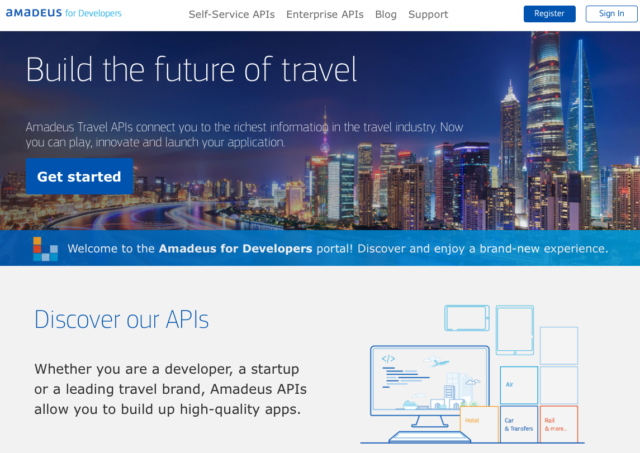 Amadeus Travel APIs Portal Launches AVUXI TopPlace™ POIs