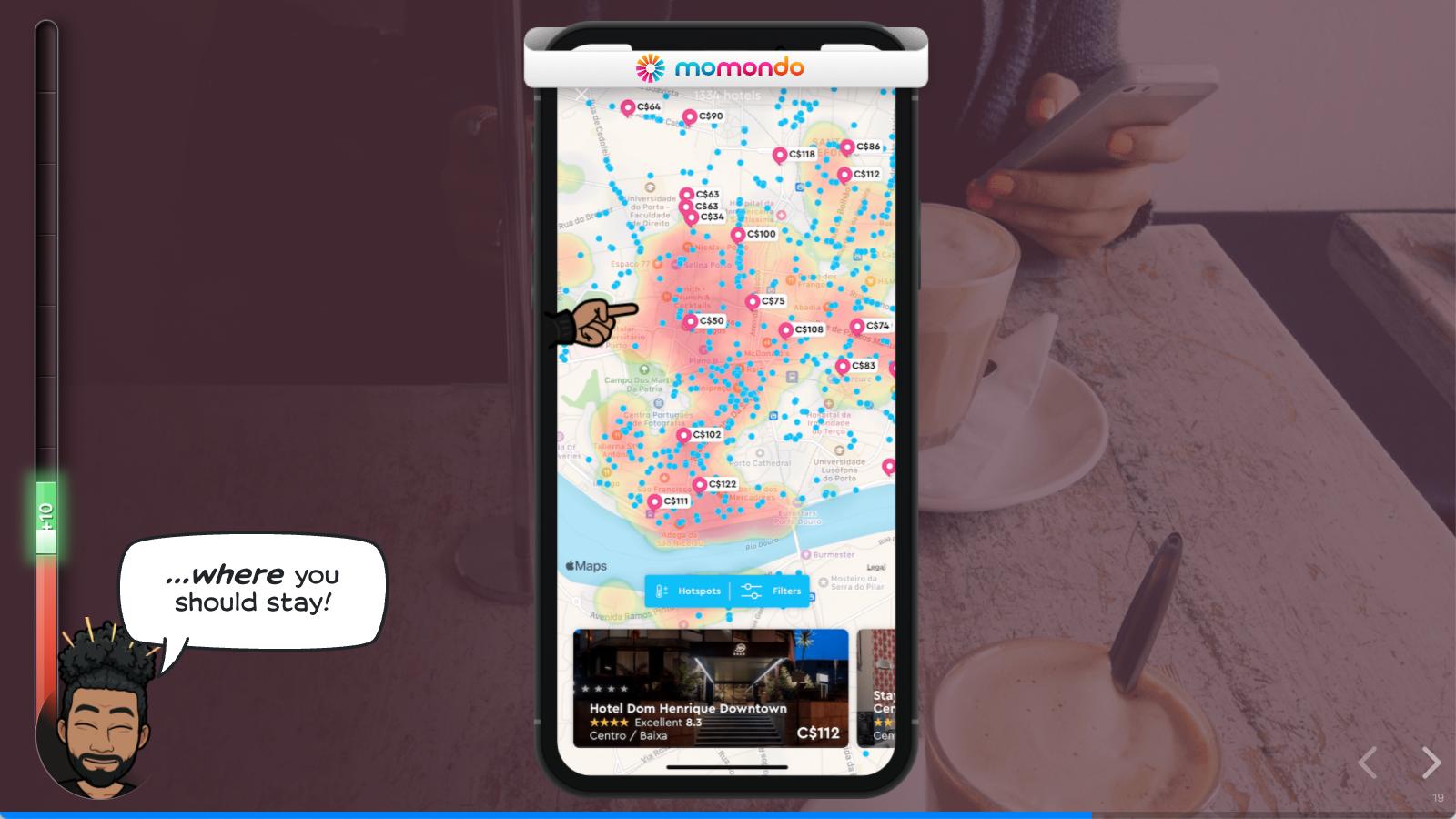 TopPlace momondo Airbnb GrowthDesign